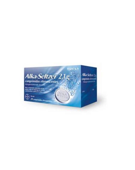 Alka-Seltzer 20 comprimidos efervescente