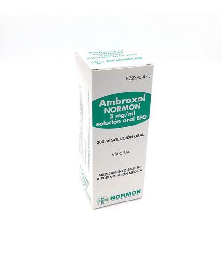 Ambroxol NORMON 3 mg/ml solución oral
