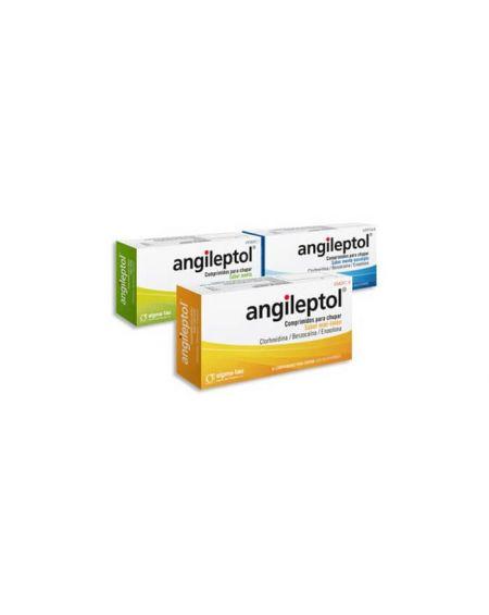 Angileptol sabor miel y limón 30 comprimidos