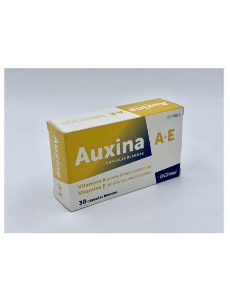 Auxina A + E 30 Cápsulas