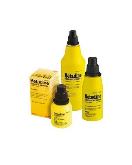 Betadine solución dérmica 500 ml