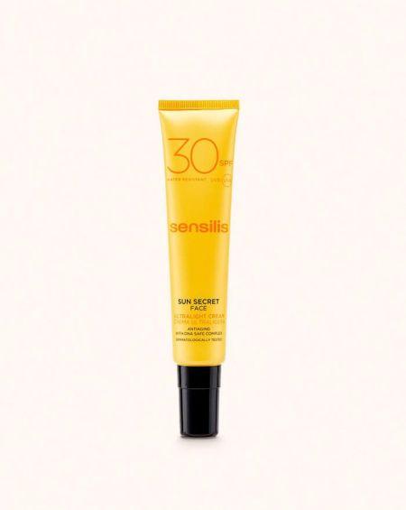 Sensilis Sun secret crema facial FPS 30