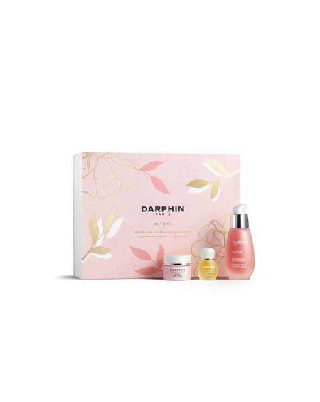 Darphin Cofre Sérum Intral 30 ml + Mini Intral Crema 15 ml + Mini Aceite Esencial Camomila 4 ml