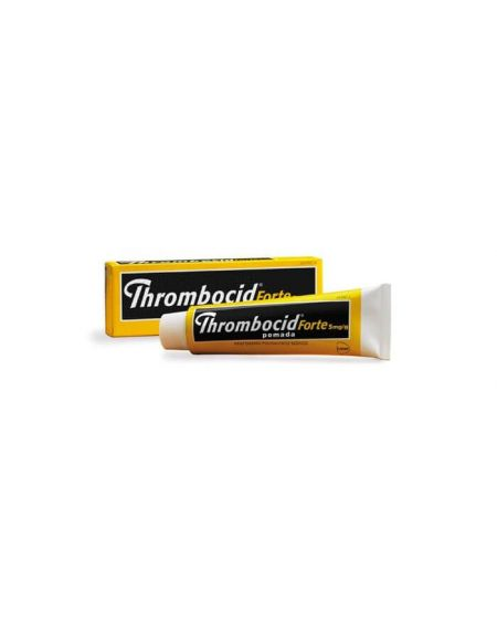 Thrombocid forte 5mg/mg pomada