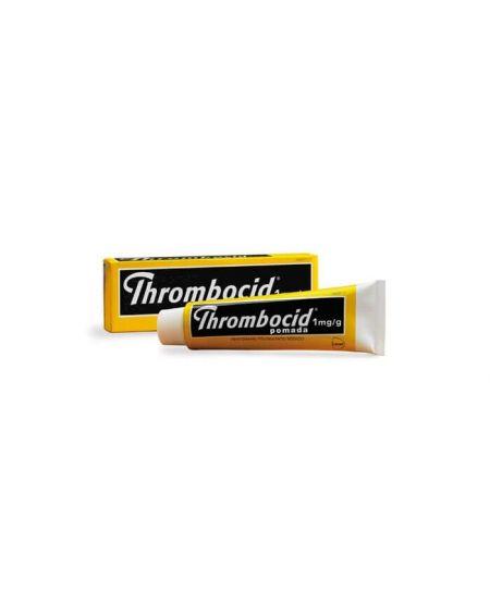 Thrombocid 1mg/mg pomada 60 gr