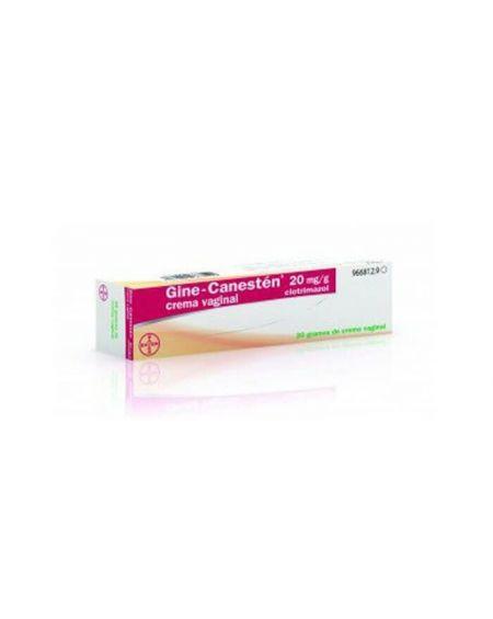 Gine Canesten 200 mg / gr crema vaginal 20 gr