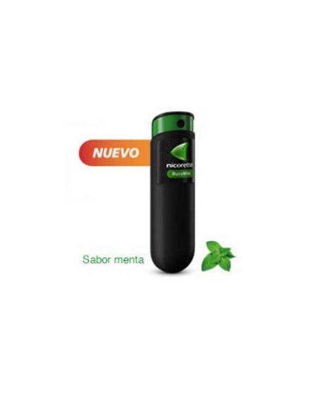Nicorette BucoMist 1 mg / pulsación para pulverización bucal