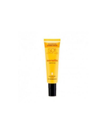 Sensilis Sun Secret Fluid Antiaging SPF50+, 50ml.