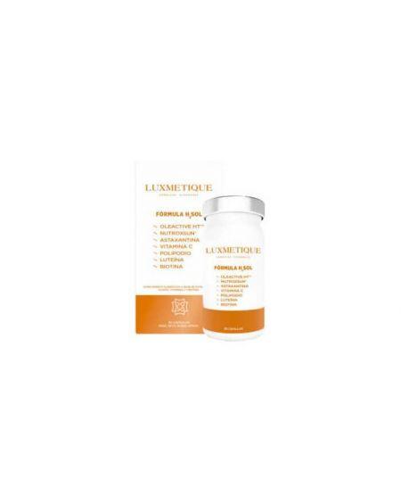 Luxmetique H2SOL comprimidos proteccion solar oral