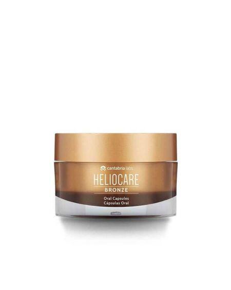 Heliocare Advance Oral Cápsulas Bronze 30 cápsulas protecciony potencia el broceado