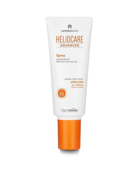 Heliocare Advanced Spray SPF 50 200ml proteccion solar corporal para toda la familia