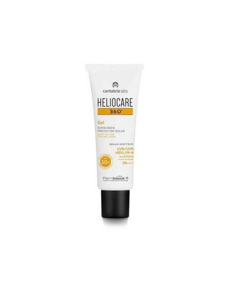 HELIOCARE 360º Gel SPF 50+ crema facial proteccion solar textura gel
