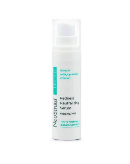 NEOSTRATA Restore Serum facial Antiedad Antirojeces pera pieles sensibles rosacea