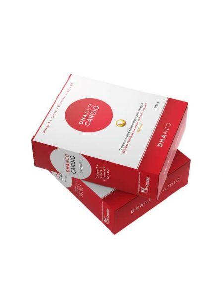DHA CARDIO 30 capsulas complemento con omega 3 vitamina D antioxidante para el funcionamiento cardiovascular