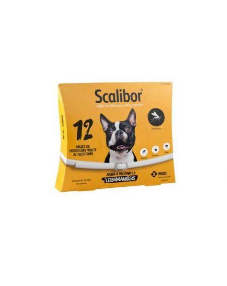 Scalibur collar antiparasitaro para perros 48 cm para razas pequeñas y medianas