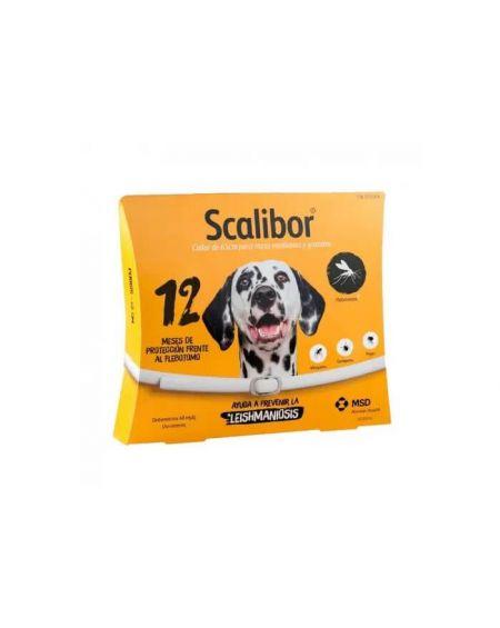 Scalibur collar antiparasitaro para perros 65 cm para razas grandes