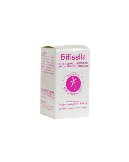 Bifiselle Bromatech equilibrio de la flora intestinal, probiotico para combatir los gases