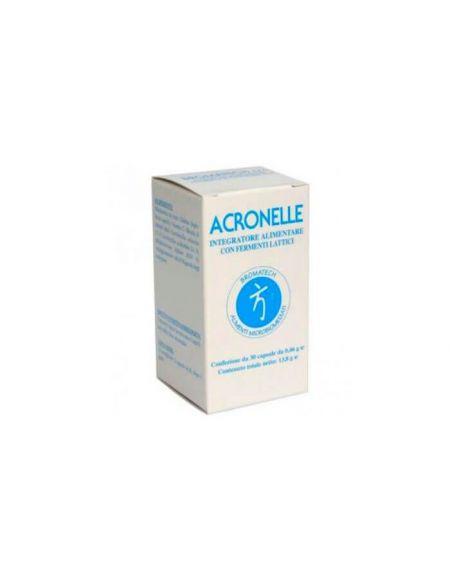 Acronelle Bromatech 30 cápsulas probiotico para el intestino irritable, con diarrea