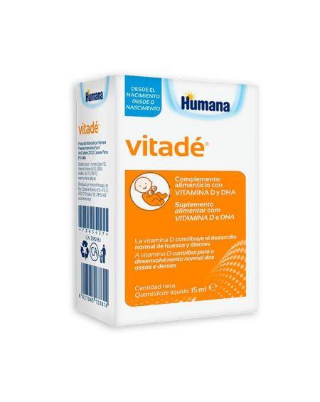 Humana Vitadé  Vitamina D 15 ml