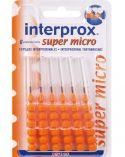 Cepillo Interprox super micro 6 ud