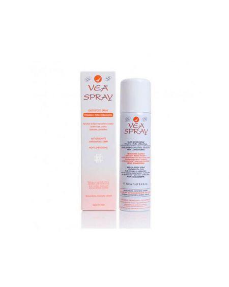 Vea Spray 50 ml para hidratar la piel después del sol, afeitado, para el cabello seco,