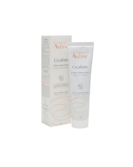 Avene Cicalfate crema reparadora 100 ml restaura, calma y repara la piel