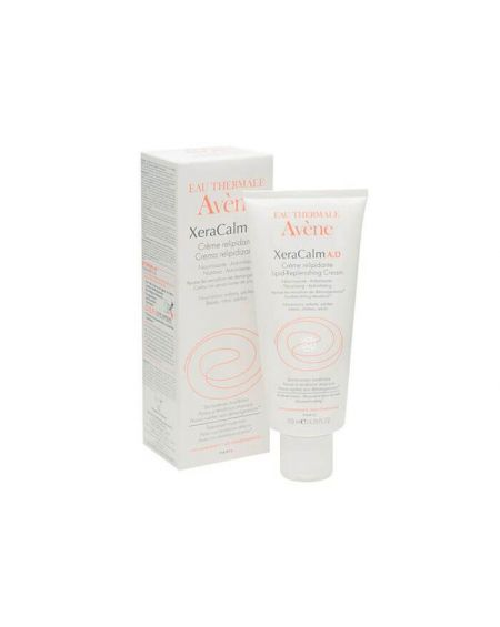 Avene xeracalm crema relipidizante 200 ml piel seca crema para cara y cuerpo
