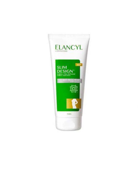 Elancyl slim design 45+  Cuidado antiflacidez destinado a mujeres de mas de 45 años