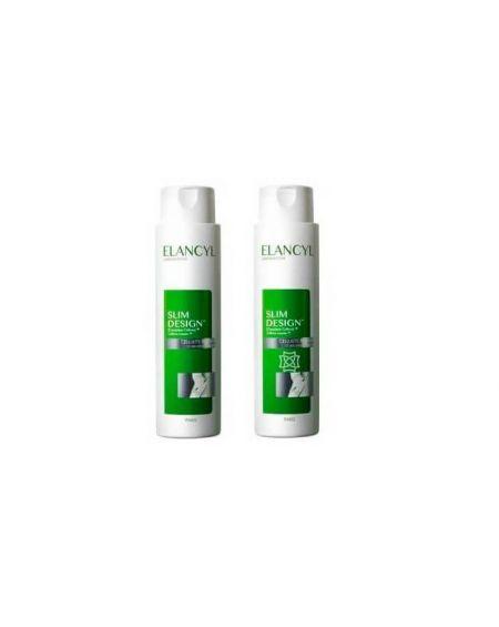ELANCYL SLIM DESIGN PACK DUO 200 ML descuento Anti-flacidez cutanea corporal