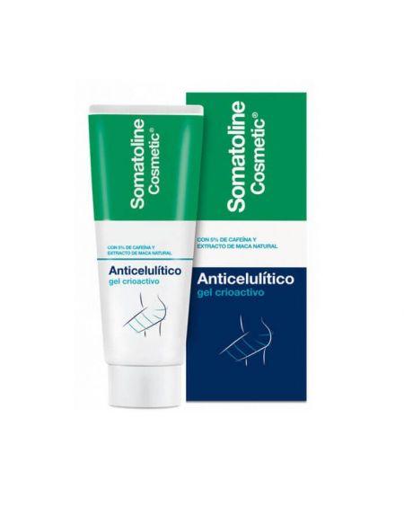 Somatoline Anticelulítico Gel Crioactivo 250 ml para combatir los signos de la celulitis