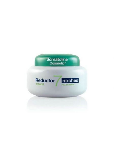 Somatoline Reductor 7 noches  Natural 400 ml tratamiento Ultra Intensivo Natural: la máxima eficacia reductora
