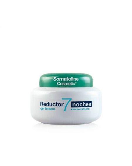 Somatoline Reductor 7 Noches Ultra Intensivo Gel Fresco 250 ml reductor, quema grasas y alisa la piel