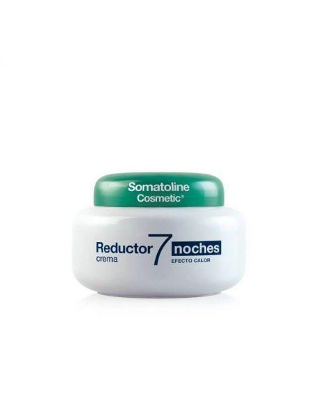 Somatoline Reductor 7 Noches Ultra Intensivo Crema 250 ml reductor, quema grasas y alisa la piel