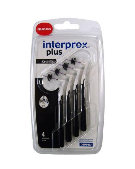 Cepillo Interprox plus xx-maxi 4 ud
