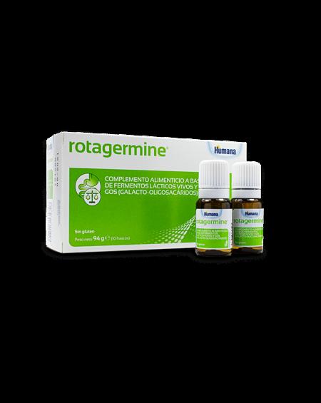 Humana Rotagermine 10 viales 8 ml