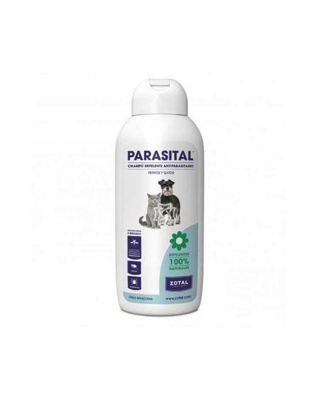 Champú antiparasitario para perros y gatos Parasital