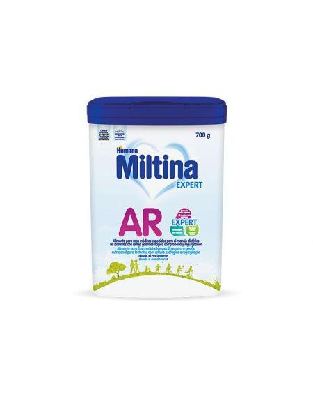 Miltina AR Expert 700 gr Humana para Reflujo y Regurgitación