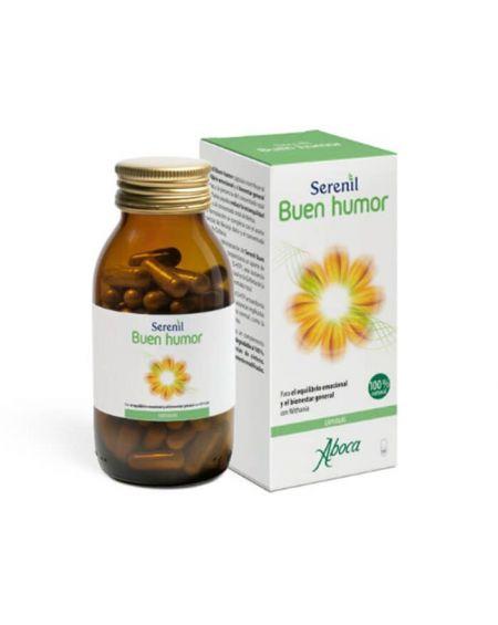 Serenil Buenhumor 100 cápsulas de Planta Médica Aboca
