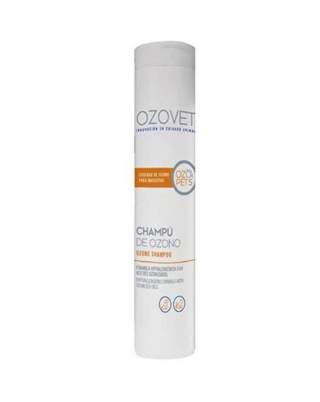 Ozovet Champú de Ozono para mascotas250 ml