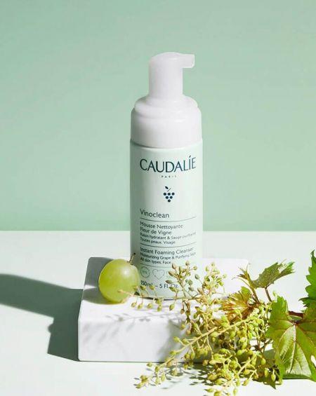 VinoClean Espuma limpiadora de Caudalíe 150 ml