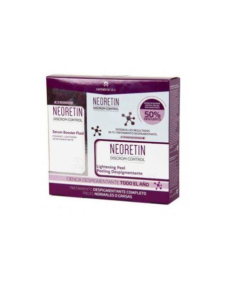 Neoretin Pack Sérum Despigmentante 30ml + Protocolo Despigmentante