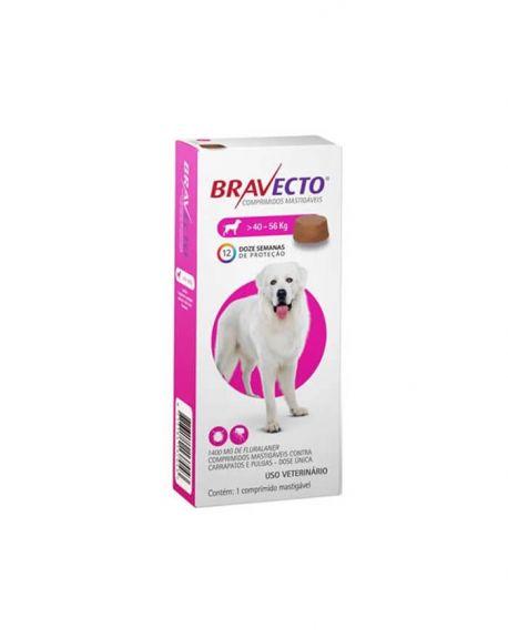 Bravecto Para Perros muy grandes 1400 mg 1 comp. masticables de bayer