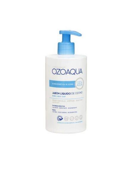 Jabón líquido de ozono 500 ml de ozoaqua