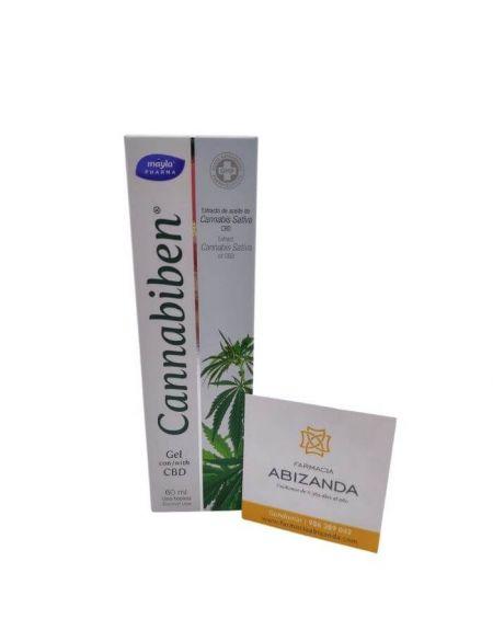 Cannabiben Gel con cannabidiol(CBD) 60 ml