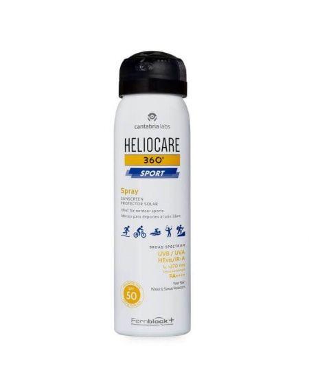 Heliocare 360º Sport Spray SPF 50 100 ml