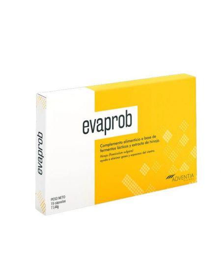 Evaprob 30 comprimidos probiotico para los gases y espasmos intestinales