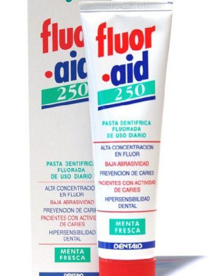 Fluor•Aid 250 pasta dentífrica