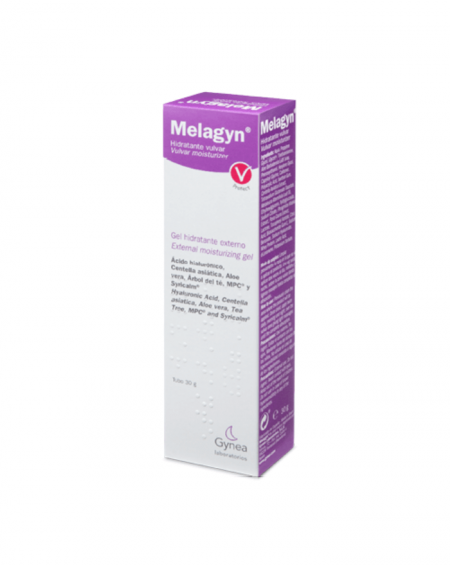 Melagyn Hidratante Vulvar 30 gr.