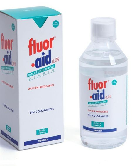 Fluor•Aid 0,05 colutorio diario