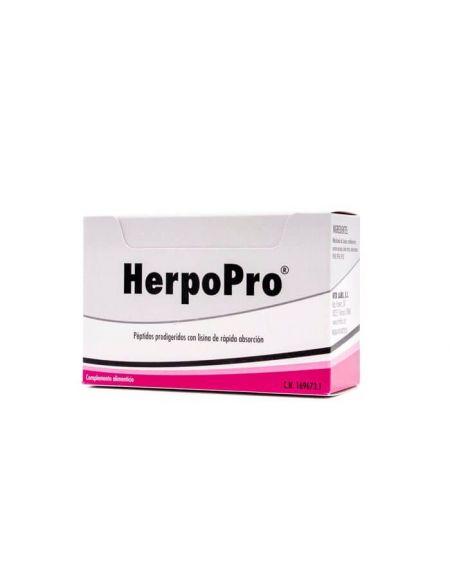 HerpoPro 6 sobres para herpes labiales y  genitales